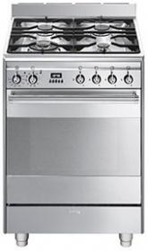 Smeg 60cm 'Concert' range cooker