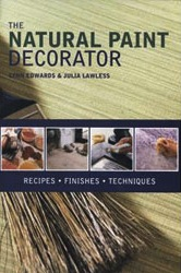 The Natural Paint Decorator book cover