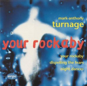 Your Rockaby CD cover