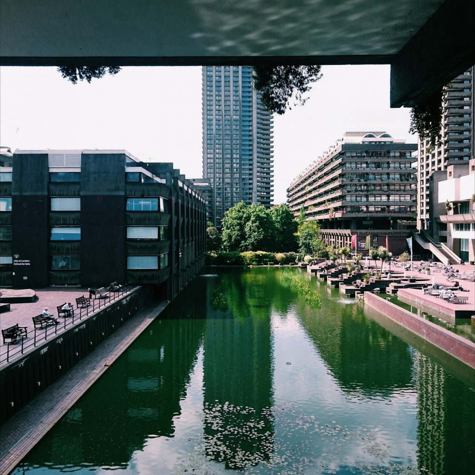 Barbican glimpse