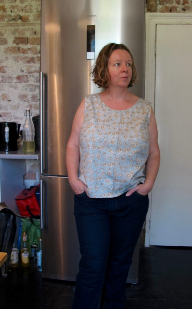Colette Sorbetto - First wearable FBA attempt